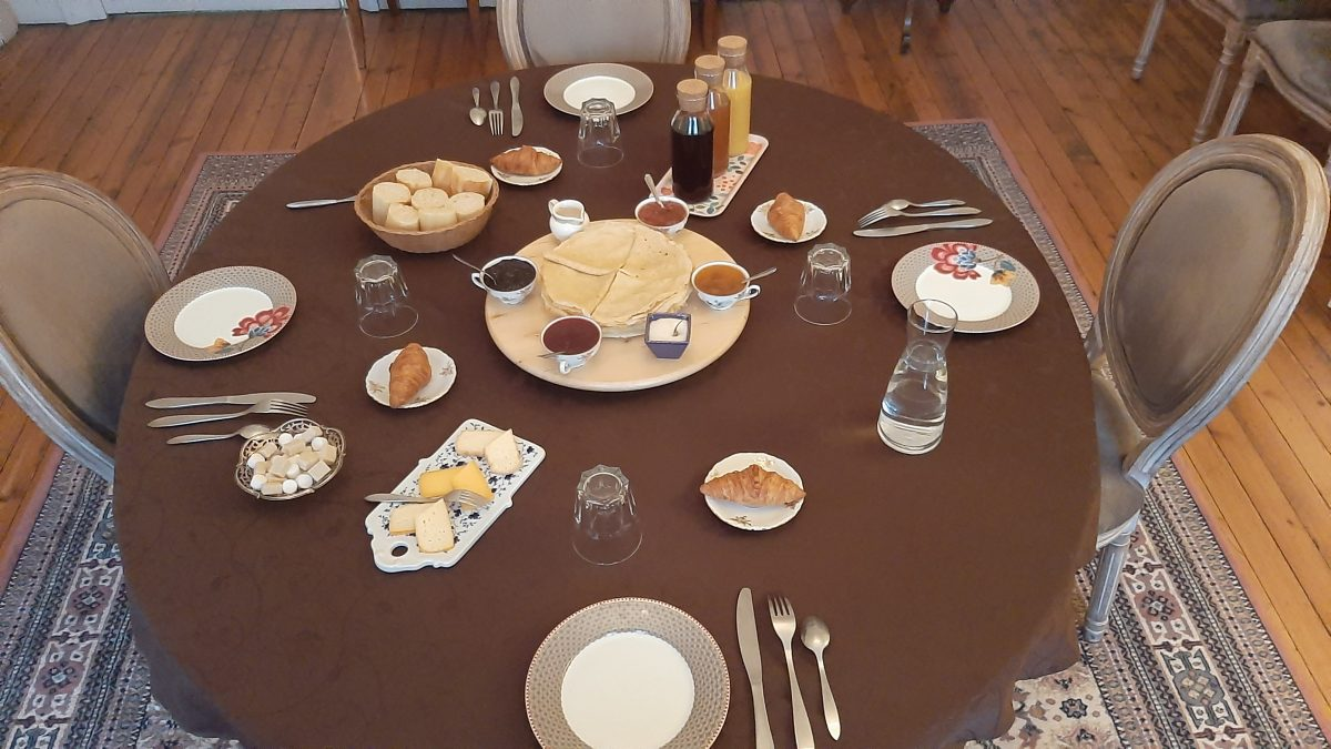 10/10 en «petit-déjeuner» !